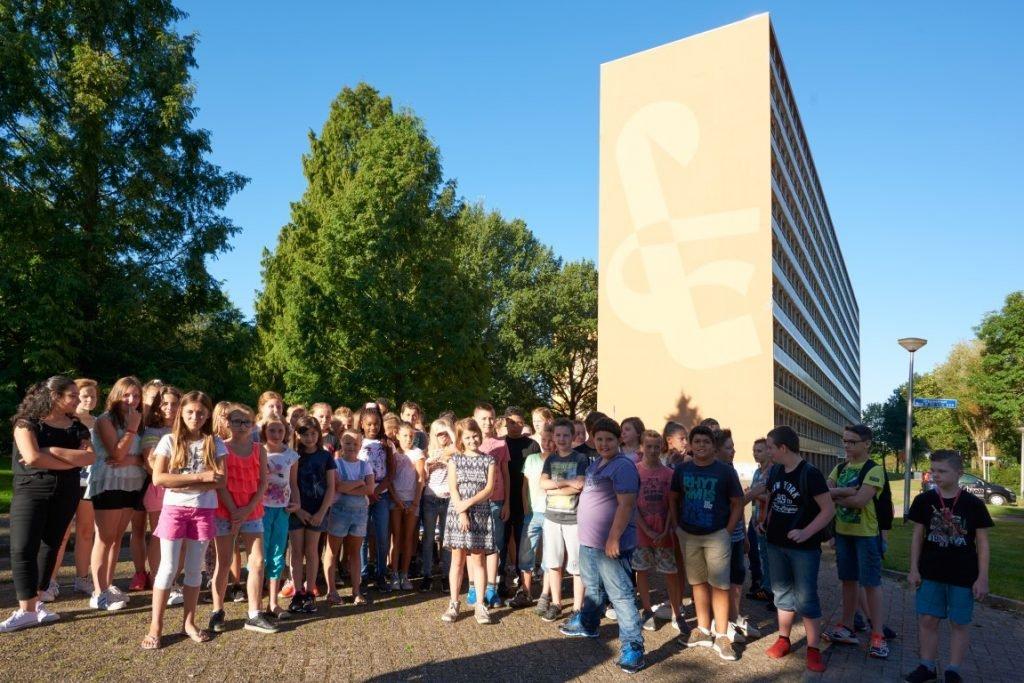 aftrap scholenproject Bleijerheide 8-9-2016 (1)